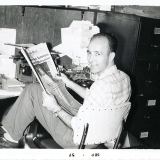 Bill at the Office