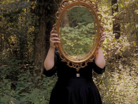 Pohled do zrcadla