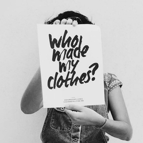 It's Time For a Fashion Revolution