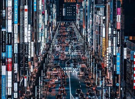 Ginza Evening