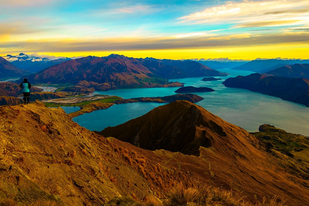 Wanaka Hiking