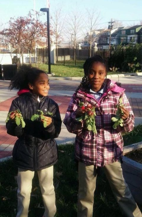Queer kitchen is also dedicated to educating youth on food systems