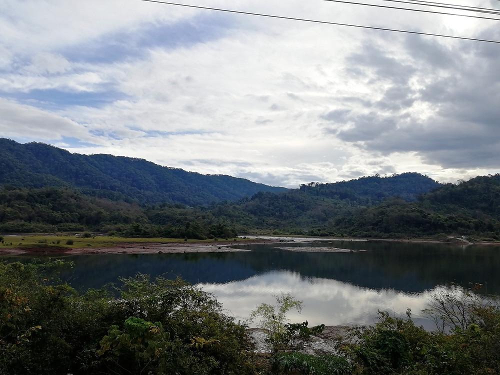 Tour du monde en vélo en famille La boucle de Thakhek au Laos