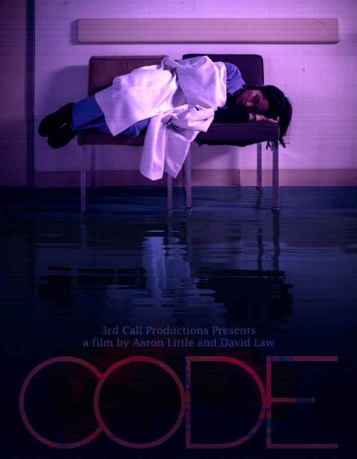 CODE_Official poster