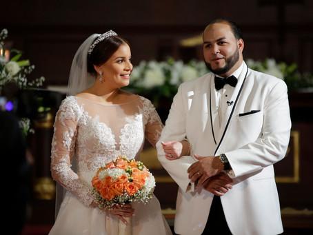 Vianna + Randy's Classic Elegant Wedding