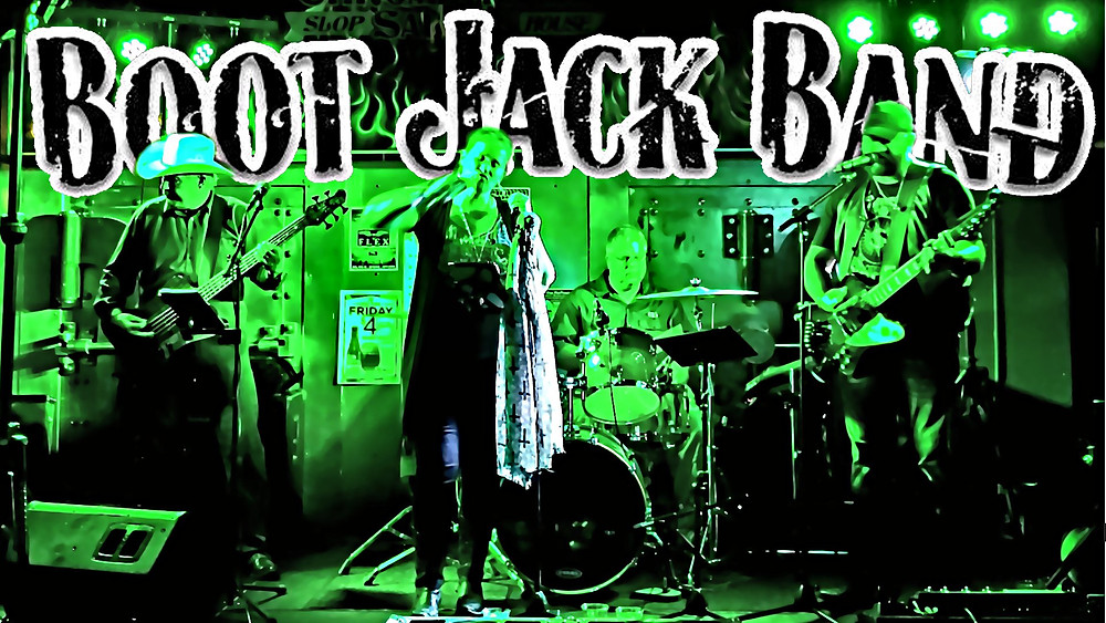 Boot Jack Live @ Chrome Horse Saloon