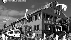 """""""Rescata La Maestranza"""", iniciativa para salvar patrimonio de Pachuca"""