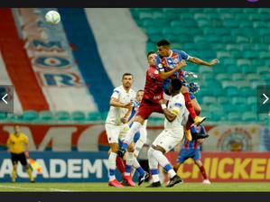 Série A: Bahia vence o Fortaleza em duelo tricolor