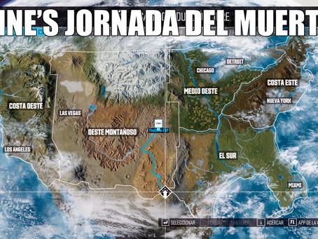 KINE'S JORNADA DEL MUERTO (DJMBGN1)