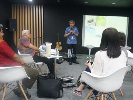 CSR Talk pada GIIAS dengan Topik Pinisi Bagi Negeri, Pengembangan Masyarakat berbasis budaya lokal