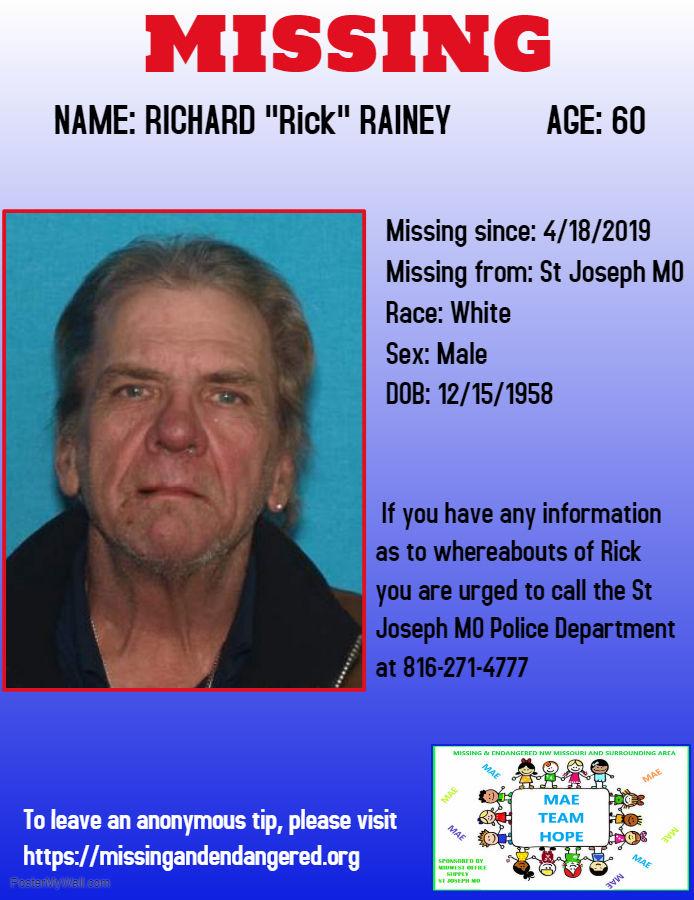 Richard Dane Rainey