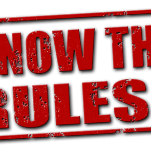 Rules, Guidelines and Disclaimers