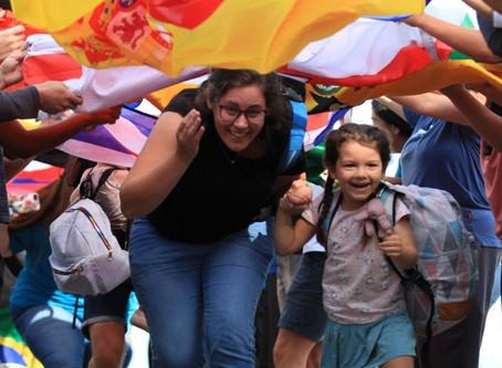 Novos voluntários embarcam na Jamaica