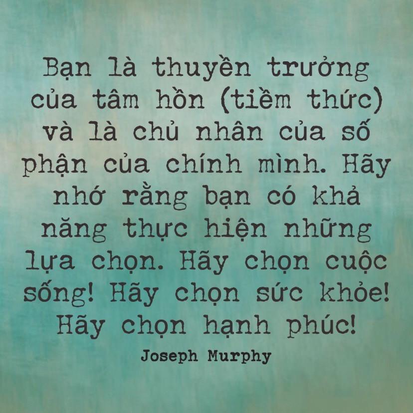 Sức mạnh tiềm thức - Joseph Murphy