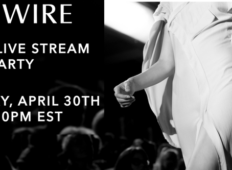 FashGive Global Livestream Dance Party