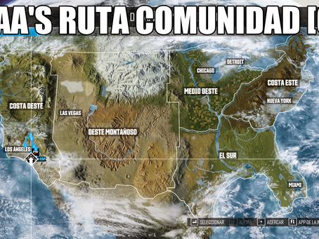 RUTA DCL | VVAA'S RUTA COMUNIDAD [02] (DM5CD4L)