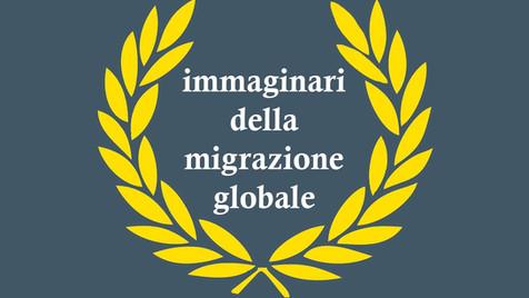 """Assegnato il PREMIO """"IMMAGINARI DELLA MIGRAZIONE GLOBALE"""""""