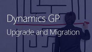 July 16 | Dynamics GP Upgrade Migration Paths Webinar