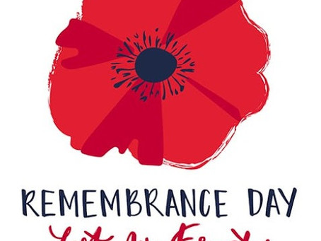 Remembrance Day 2020 Video