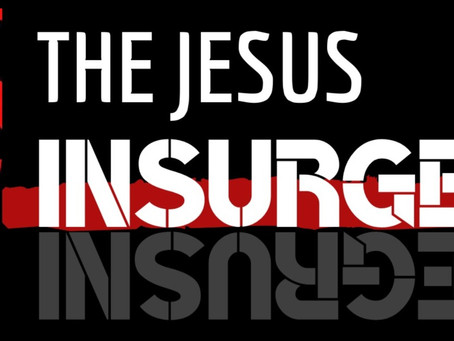 The Jesus Insurgency