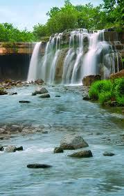 Ludlowville Waterfall