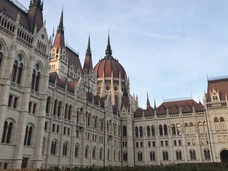 Budapest - A Gluten Free Guide