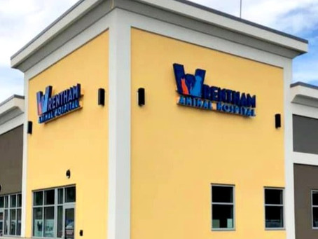 Bowerman Associates Finishes New Veterinary Hospital