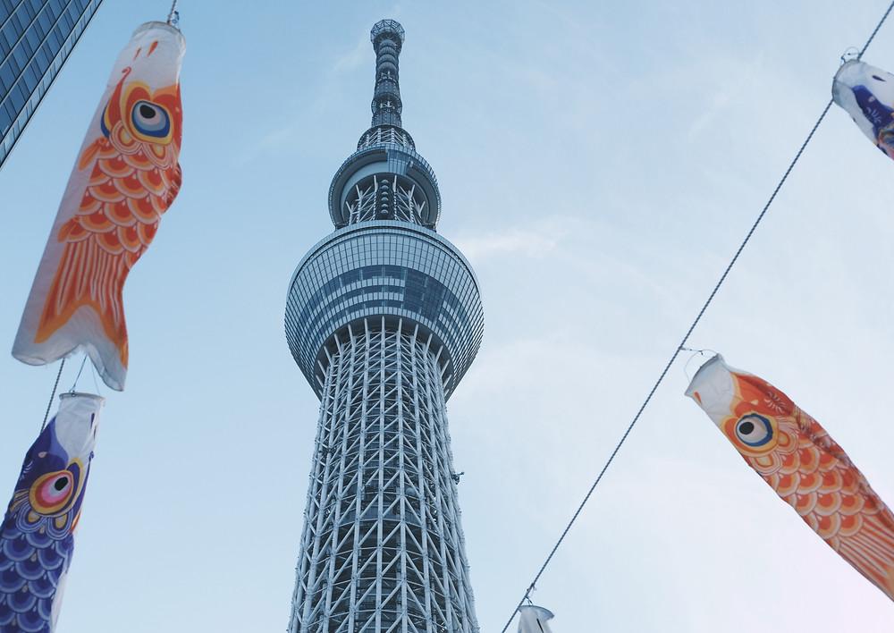 Tokyo Skytree Japão