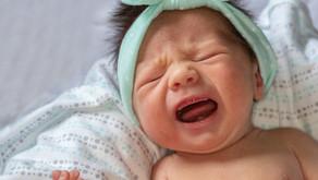 Le frein de langue du bébé