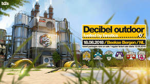 Striker play at Decibel Outdoor [18.08.18]