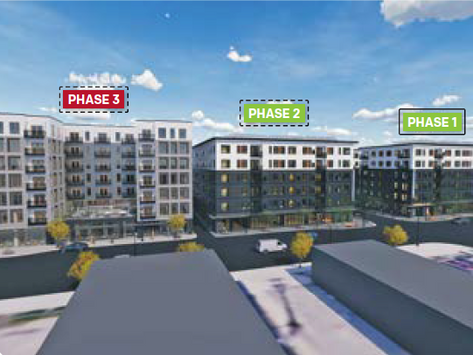 Third building pitched in Whittier apartment project