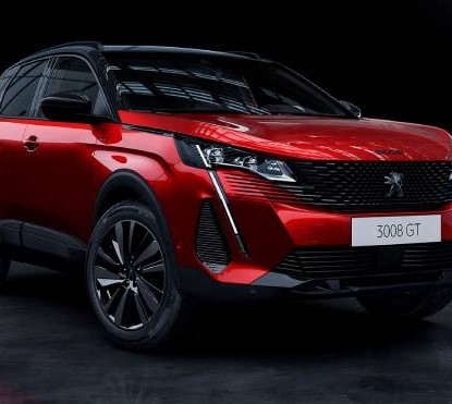 New Peugeot 3008 2021 (Photo gallery)