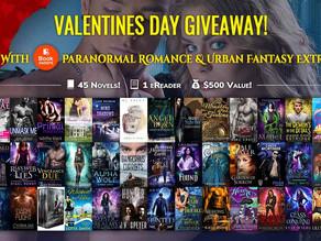 Valentine's Day Urban Fantasy & Paranormal Romance Extravaganza
