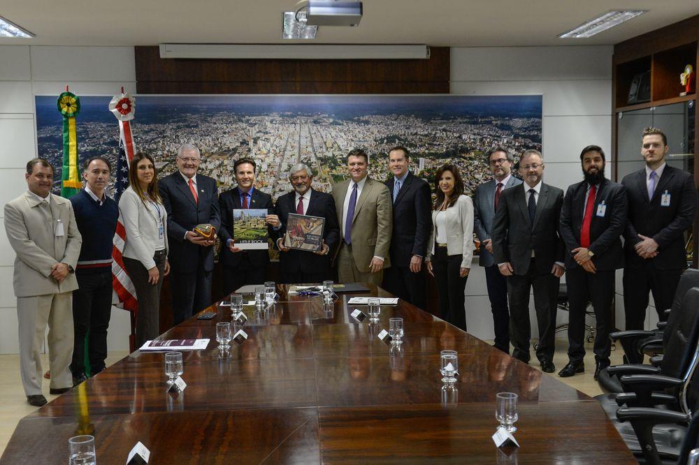 Grupo apresentará protocolo de intenções de cooperação em diversas áreas visando o fortalecimento de relações entre as cidades.