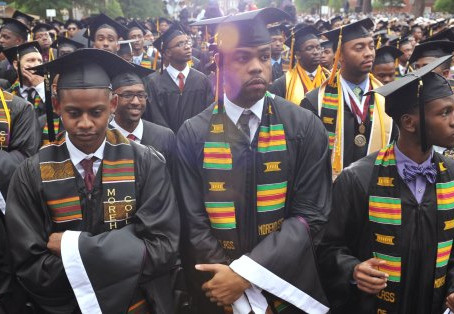 Pathways to college must be clearer for men of color
