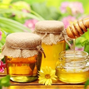 Чистка крови медом и яблочным уксусом