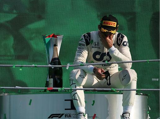 Utrka: Velika Nagrada Italije, Monza 2020.