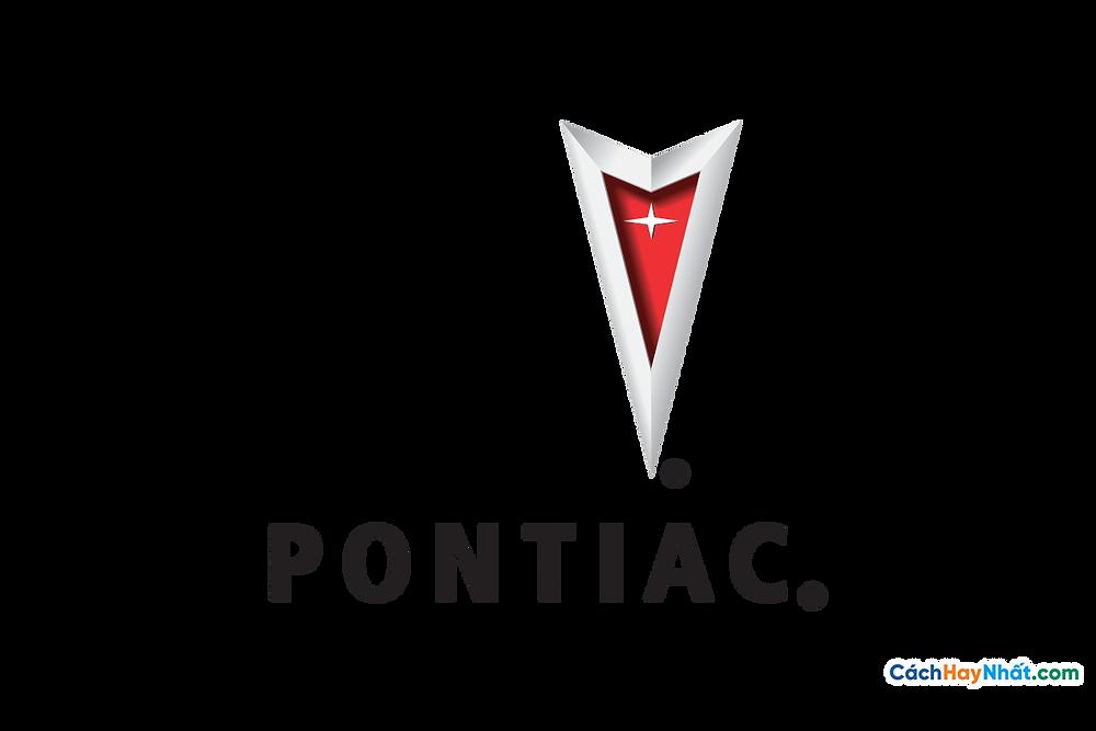 Logo Pontiac PNG