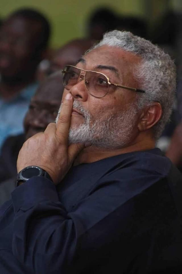 Franc-Maçonnerie - Ancien Président du Ghana est passé à l'Orient Éternel
