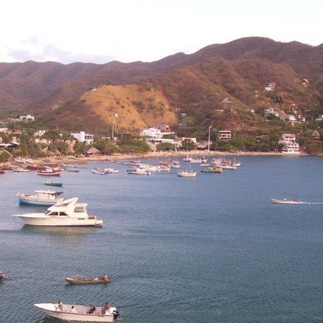 Las playas escondidas de Taganga
