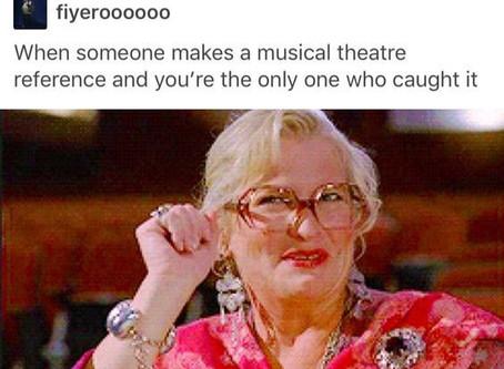 ♩ We Miss Broadway ♪