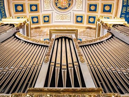 ScanPhase escanea, digitaliza y reproduce en 3D el nuevo órgano de la Basílica de la Merced en Barc