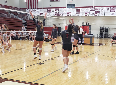 Lady Wildcats Secure 5th Consecutive District Tournament Championship