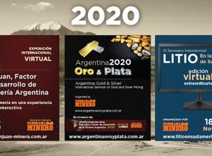 Argentina: Cobre, oro, plata y litio son los próximos eventos internacionales de Panorama Minero