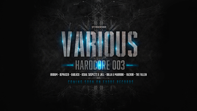 Various Hardcore 003 [OUT NOW]