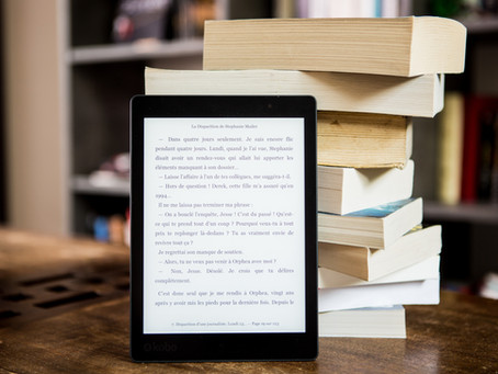 Debate Time: eBooks vs. Printed Books