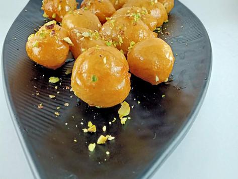 Greek Loukoumades(Greek donuts Recipe)
