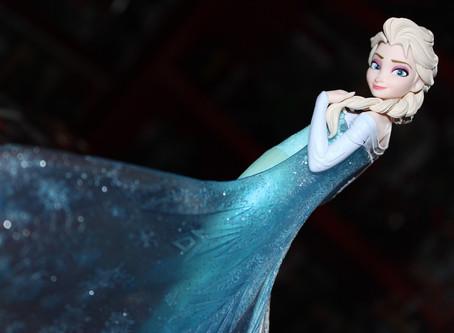 Sega Prize: Elsa of Arendelle