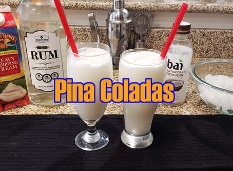 Keto Pina Coladas