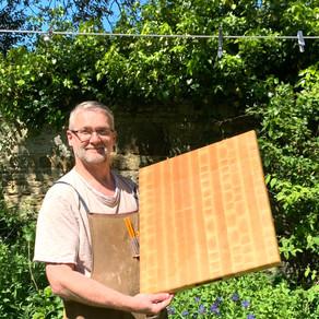 Artisan carpentry for a living